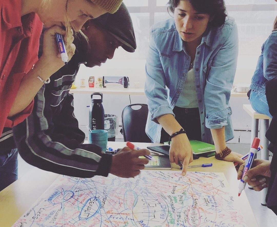 Unschool Fellowship: Solving the Unsustainable Fashion Industry